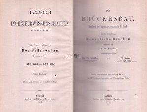 Handbuch der Ingenieurwissenschaften / Manual de stiinte ingineresti: Constructia de poduri - poduri mobile