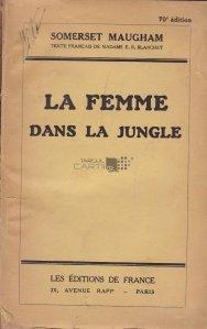 La femme dans la junge / Femeia din jungla