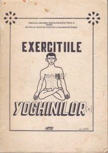 Exercitiile yoghinilor