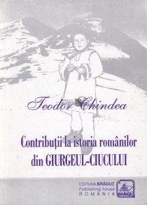 Contributii la istoria romanilor din Giurgeul-Ciucului