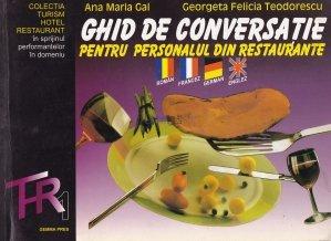 Ghid de conversatie pentru personalul din restaurante