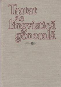 Tratat de lingvistica generala