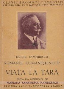 Romanul Comanestilor