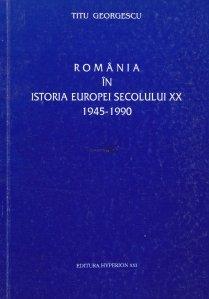 Romania in istoria Europei secolului XX