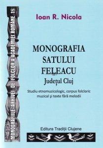 Monografia satului Feleacu, Judetul Cluj