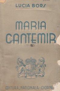 Maria Cantemir
