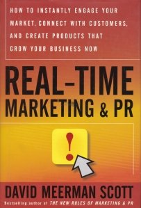 Real-Time Marketing & PR / Marketing si PR in timp real