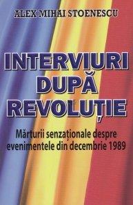 Interviuri dupa Revolutie