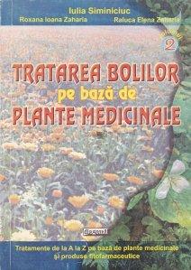 Tratarea bolilor pe baza de plante medicinale