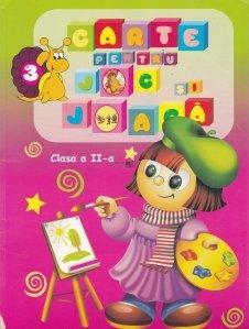 Carte pentru joc si joaca