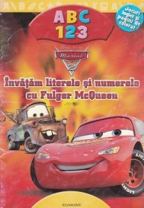 Invatam literele si numerele cu Fulger McQueen