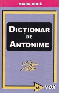 Dictionar de antonime
