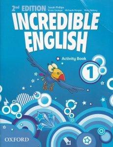 Incredible English / Engleza incredibila. Caiet de activitati
