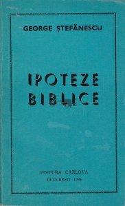 Ipoteze biblice