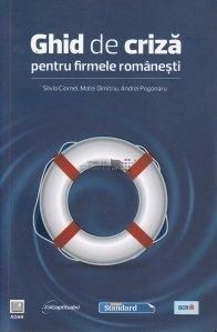 Ghid de criza pentru firmele romanesti
