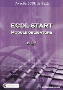 ECDL Start: module obligatorii