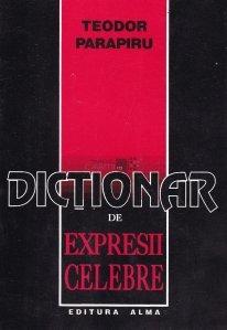 Dictionar de expresii celebre