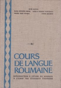 Cours de langue Roumaine