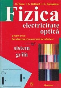 Fizica - electricitate optica
