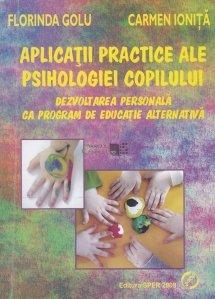 Aplicatii practice ale psihologiei copilului