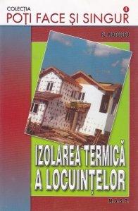 Izolarea termica a locuintelor