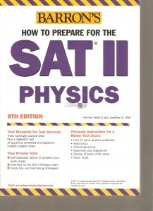 How to prepare the SAT II Physics