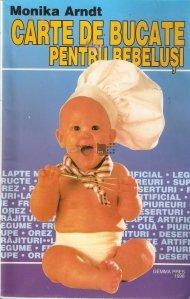 Cartea de bucate pentru bebelusi