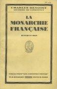 La monarchie francaise