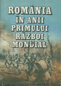 Romania in anii primului razboi mondial