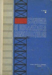 Economia si organizarea constructiilor