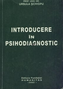 Introducere in psihodiagnostic
