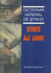 Dictionar general de stiinte