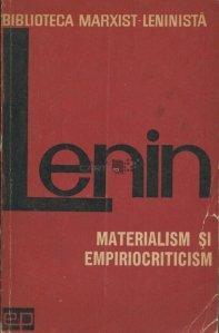 Materialism si empiriocriticism