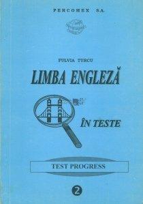 Limba engleza in teste