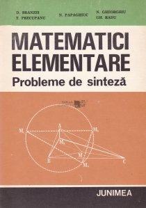 Matematici elementare