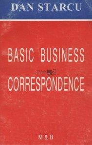 Basic Business Correspondence