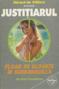 Ploaie de gloante in Barranquilla