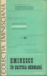 Eminescu in critica germana