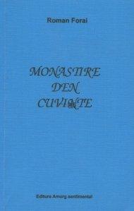 Monastire den cuvinte