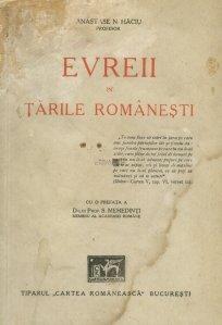 Evreii in Tarile Romanesti