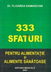 333 sfaturi pentru alimentatie si alimente sanatoase