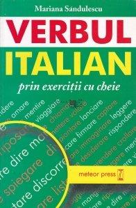 Verbul italian prin exercitii cu cheie