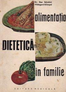 Alimentatia dietetica in familie