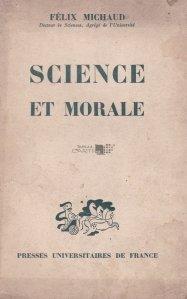 Science et morale / Stiinta si moralitate