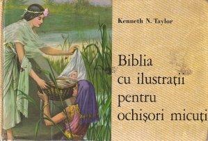 Biblia cu ilustratii pentru ochisori micuti