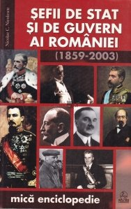 Sefii de stat si de guvern ai Romaniei