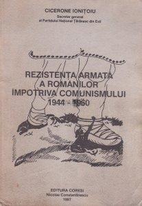 Rezistenta armata a romanilor impotriva comunismului