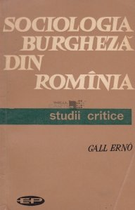Sociologia burgheza din Romania