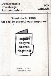 Romania in 1989. Un caz de etnocid contemporan