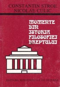 Momente din istoria filosofiei dreptului